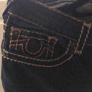 True Religion Becca jeans super T Bootcut